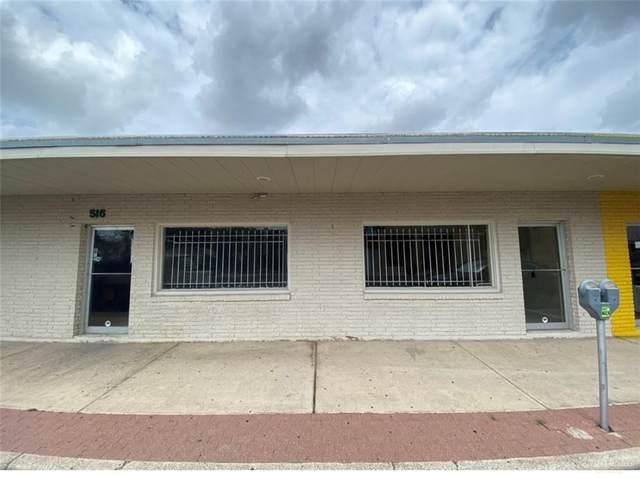 516 S 17th Street, Mcallen, TX 78501 (MLS #356305) :: The Maggie Harris Team