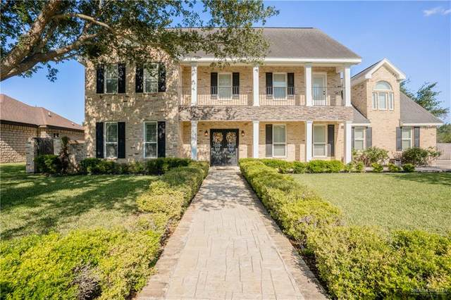 2312 Woodland Drive, Mission, TX 78574 (MLS #356306) :: Key Realty