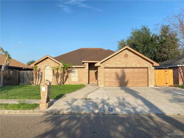 3400 N Cognac Drive, Pharr, TX 78577 (MLS #356347) :: Key Realty