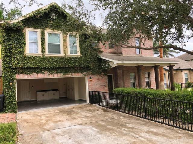 4116 Nightshade Avenue, Mcallen, TX 78504 (MLS #356352) :: Jinks Realty