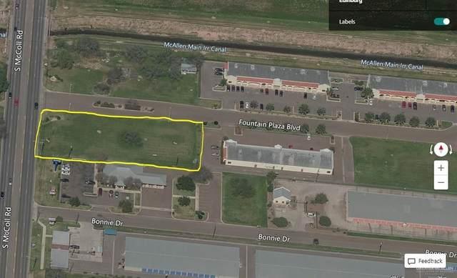 # 2820 SW Fountain Plaza, Edinburg, TX 78539 (MLS #356367) :: Jinks Realty