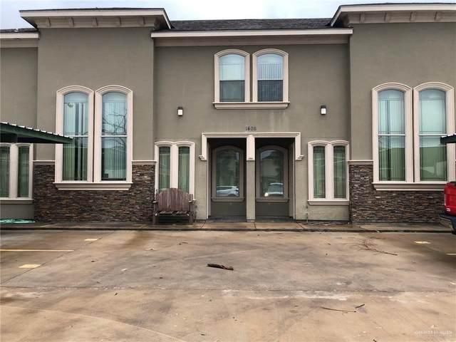 1408 W Fig Avenue, Pharr, TX 78577 (MLS #356369) :: The MBTeam