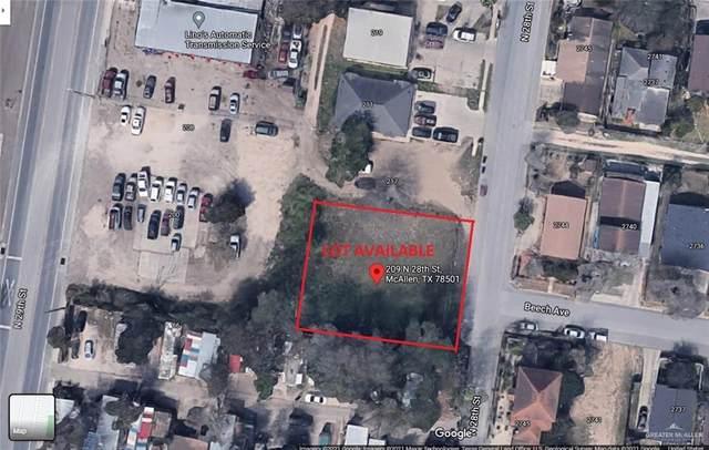 209 N 28th Street, Mcallen, TX 78501 (MLS #356371) :: The Ryan & Brian Real Estate Team