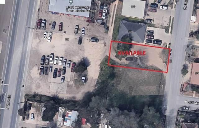 217 N 28th Street, Mcallen, TX 78501 (MLS #356374) :: Key Realty