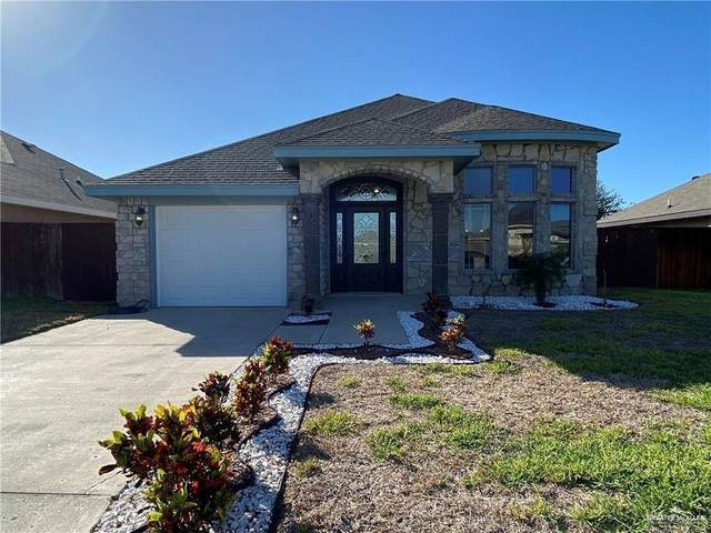 606 S Mina De Oro Street, Mission, TX 78572 (MLS #356375) :: The MBTeam