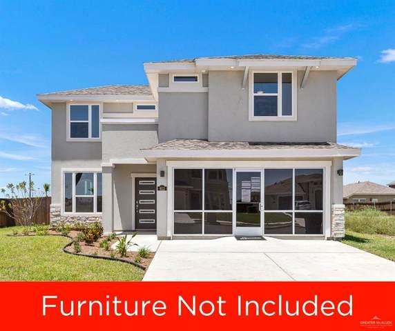 612 Viento Dorado Street, Mission, TX 78572 (MLS #356379) :: The Ryan & Brian Real Estate Team