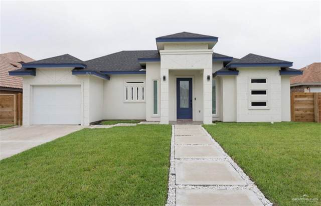 3327 Alcatraz Street, Edinburg, TX 78542 (MLS #356399) :: The Ryan & Brian Real Estate Team