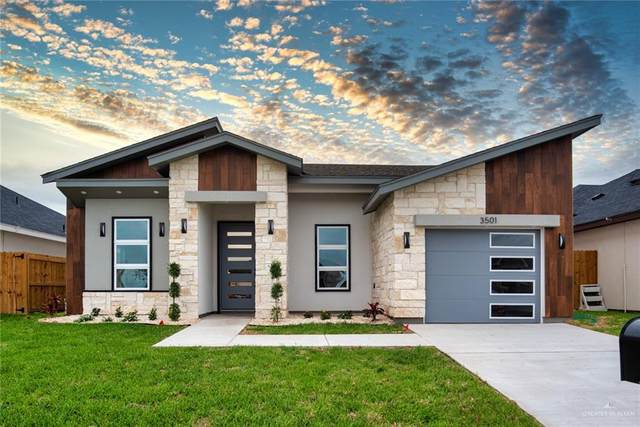 3501 Dunes Drive, Edinburg, TX 78541 (MLS #356425) :: The Ryan & Brian Real Estate Team