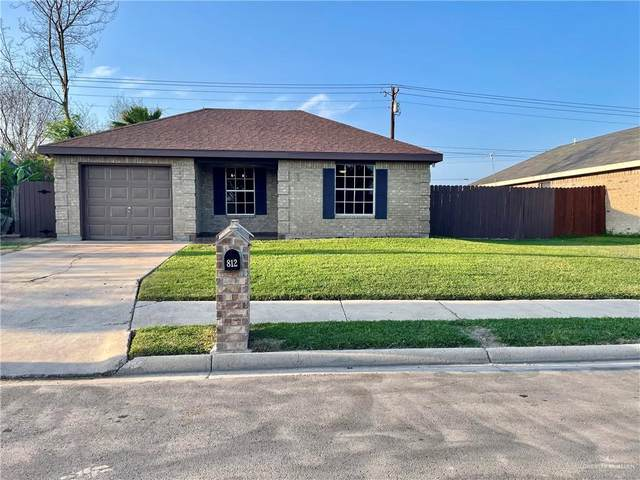 812 W Green Jay Avenue, Pharr, TX 78577 (MLS #356427) :: The Ryan & Brian Real Estate Team