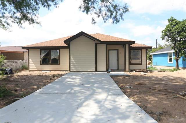 212 W 1st Street, La Joya, TX 78560 (MLS #356432) :: The Ryan & Brian Real Estate Team