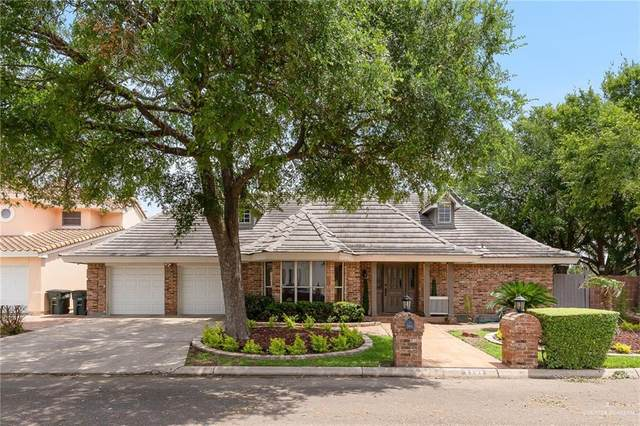 2205 Sabinal Street, Mission, TX 78572 (MLS #356439) :: The MBTeam