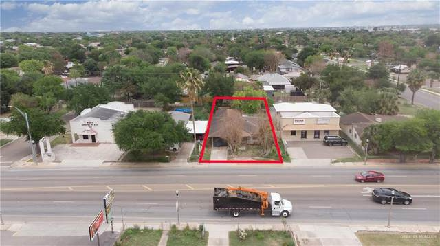 112 N Conway Avenue, Mission, TX 78572 (MLS #356473) :: The Ryan & Brian Real Estate Team