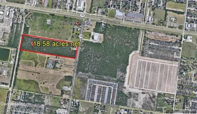 11613 N 10th, Mcallen, TX 78504 (MLS #356484) :: The Ryan & Brian Real Estate Team