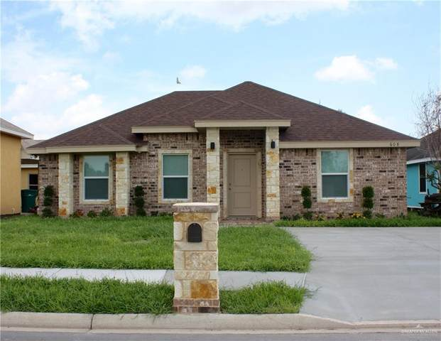 608 Sebastian, Pharr, TX 78577 (MLS #356495) :: The Ryan & Brian Real Estate Team