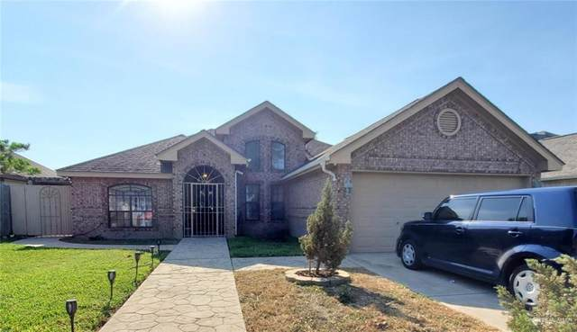 5013 Elk Lane, Edinburg, TX 78539 (MLS #356496) :: The MBTeam