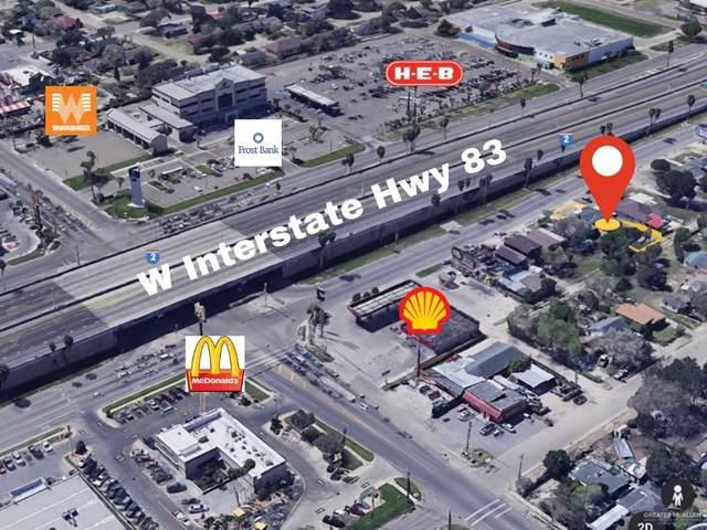 1140 W Frontage, Alamo, TX 78516 (MLS #356510) :: Imperio Real Estate