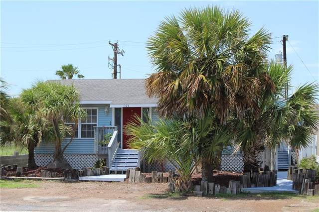 102 W Dolphin, South Padre Island, TX 78597 (MLS #357694) :: API Real Estate