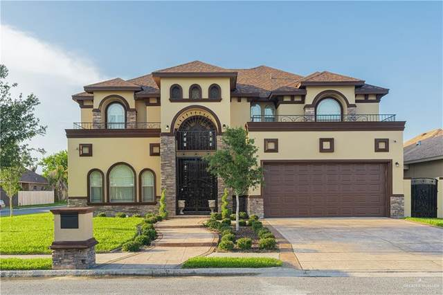 4908 W Tamarack, Mcallen, TX 78501 (MLS #357704) :: The Ryan & Brian Real Estate Team