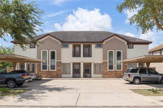 1207 W Kiwi, Pharr, TX 78577 (MLS #357707) :: The Ryan & Brian Real Estate Team