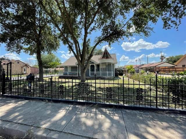 701 N 16th N, Mcallen, TX 78501 (MLS #357744) :: API Real Estate