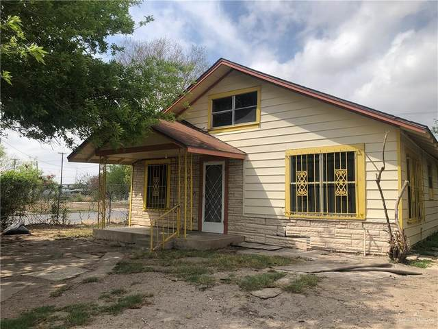 122 W Adams, Harlingen, TX 78550 (MLS #357802) :: API Real Estate