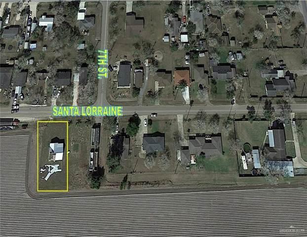 405 Santa Lorraine, Santa Rosa, TX 78593 (MLS #357805) :: Jinks Realty