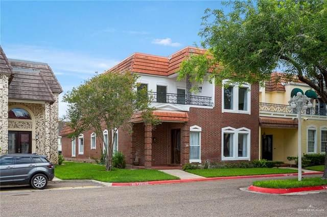 3100 S 2nd #29, Mcallen, TX 78501 (MLS #357862) :: API Real Estate
