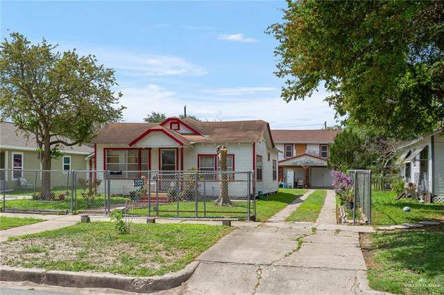 817 E Monroe, Harlingen, TX 78550 (MLS #357871) :: API Real Estate