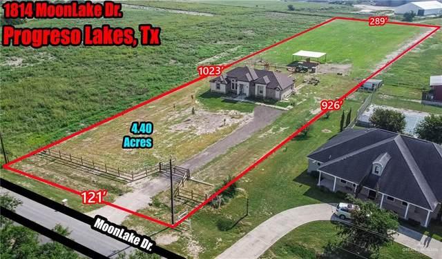 1814 Moon Lake S, Progreso Lakes, TX 78596 (MLS #357956) :: API Real Estate