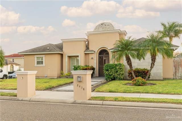 2438 Leanna Denae, Mission, TX 78572 (MLS #358097) :: The Ryan & Brian Real Estate Team