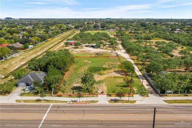 1210 S Jackson, Edinburg, TX 78539 (MLS #358110) :: The Ryan & Brian Real Estate Team