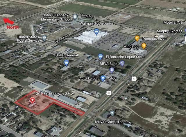1301 Expressway 83 W, Penitas, TX 78576 (MLS #358186) :: API Real Estate