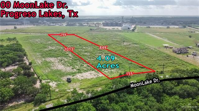 00 S Moon Lake, Progreso Lakes, TX 78596 (MLS #358208) :: API Real Estate