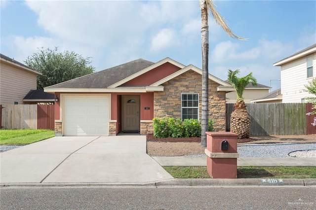 416 Cavazos, Edinburg, TX 78539 (MLS #358232) :: The Lucas Sanchez Real Estate Team