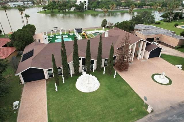7 Cortez, Rancho Viejo, TX 78575 (MLS #358252) :: The Ryan & Brian Real Estate Team