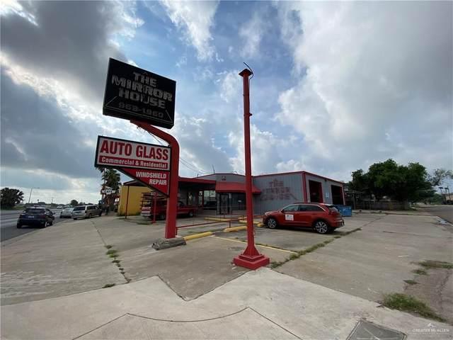 301 E Business 83, Weslaco, TX 78596 (MLS #358349) :: The Lucas Sanchez Real Estate Team