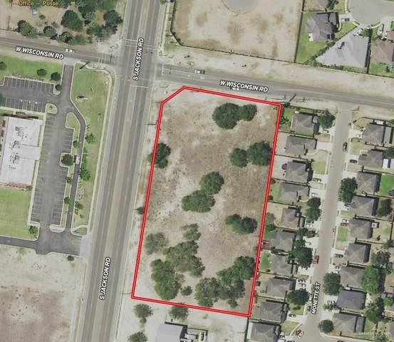 0 Jackson, Edinburg, TX 78539 (MLS #358350) :: The Lucas Sanchez Real Estate Team