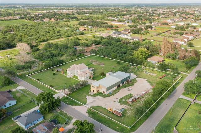 908 - 932 S Cesar Chavez, Edinburg, TX 78542 (MLS #358425) :: The Lucas Sanchez Real Estate Team