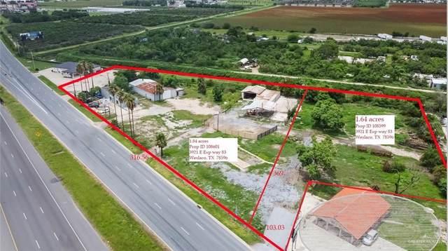 3921 E Expressway 83 E, Weslaco, TX 78599 (MLS #358434) :: Imperio Real Estate