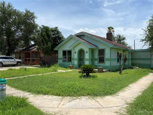 424 W Lovett, Edinburg, TX 78539 (MLS #358438) :: The Ryan & Brian Real Estate Team