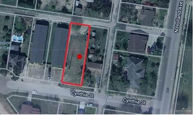 806 Cynthia, Mission, TX 78572 (MLS #358465) :: API Real Estate