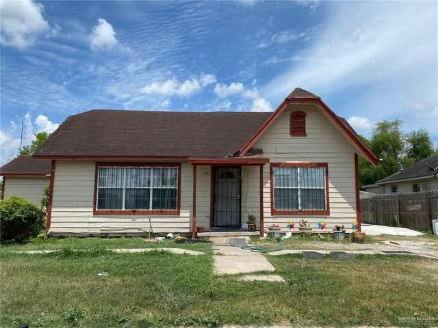 1009 1st S, Harlingen, TX 78550 (MLS #358485) :: Imperio Real Estate