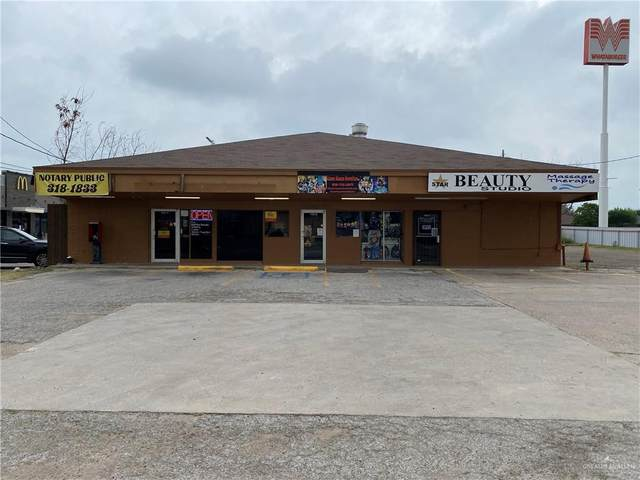 1703 E University E, Edinburg, TX 78542 (MLS #358519) :: eReal Estate Depot