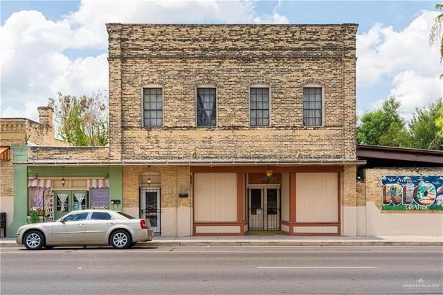 506 E Main, Rio Grande City, TX 78582 (MLS #358569) :: API Real Estate