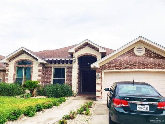 2112 E 27th, Mission, TX 78574 (MLS #358571) :: The Lucas Sanchez Real Estate Team
