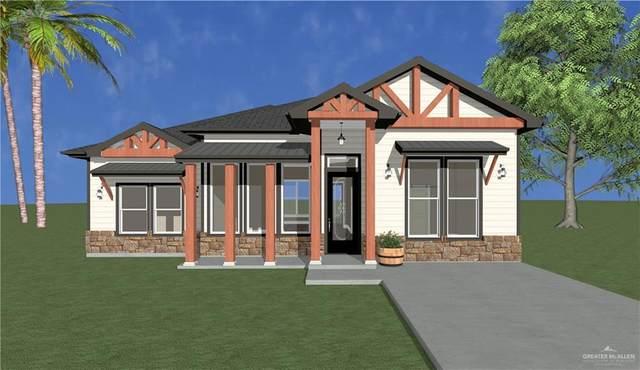 824 Whitewing, Alamo, TX 78516 (MLS #359572) :: The Ryan & Brian Real Estate Team