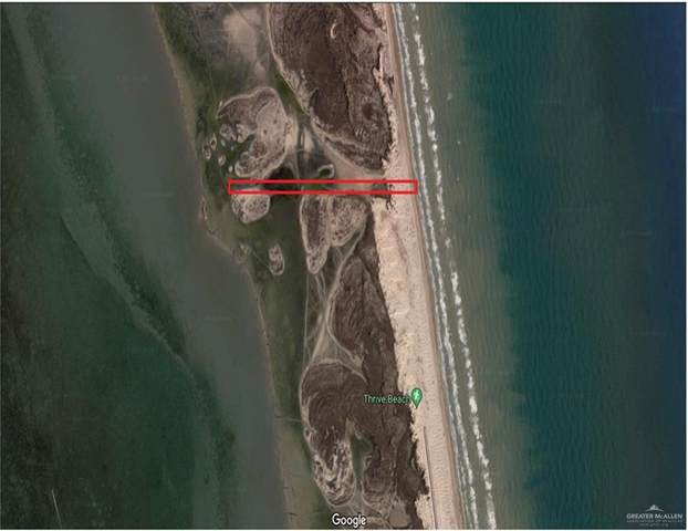 S 1/2 of Tract 51 State Highway 100, South Padre Island, TX 78597 (MLS #359586) :: The MBTeam