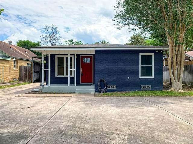 814 W Hackberry, Mcallen, TX 78501 (MLS #359601) :: eReal Estate Depot
