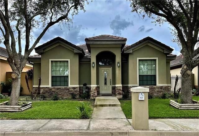 525 E Thornhill, Mcallen, TX 78503 (MLS #359605) :: Jinks Realty