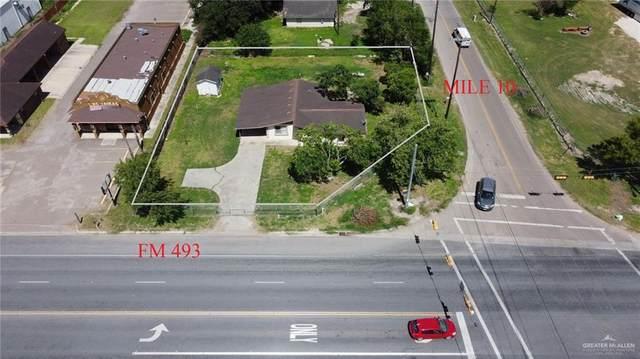 4559 N Fm 493, Donna, TX 78537 (MLS #359618) :: The Ryan & Brian Real Estate Team